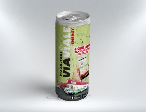 Via Viale – Energy Drink