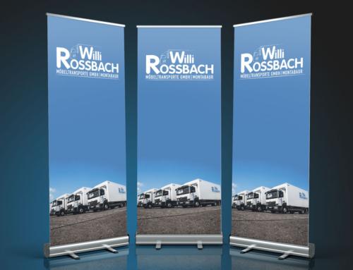 Willi Rossbach Möbeltransporte – RollUp