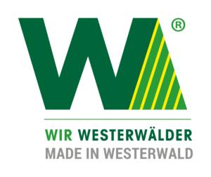 "Heimatsiegel ""Made in Westerwald"""