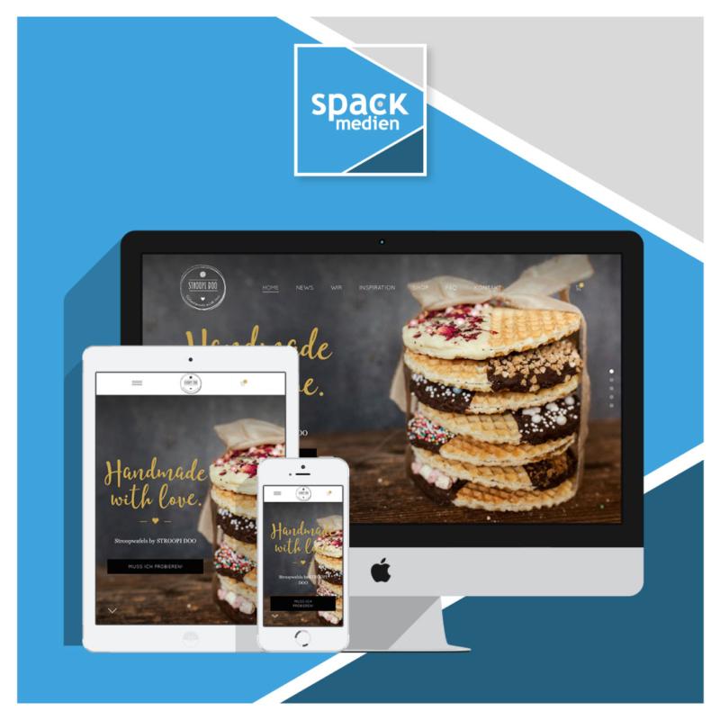 Stroopidoo Webdesign