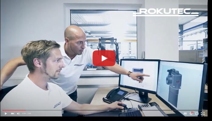 Spack! Medien Rokutec GmbH Imagefilm