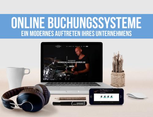 Online Buchungssysteme für Ihre Website