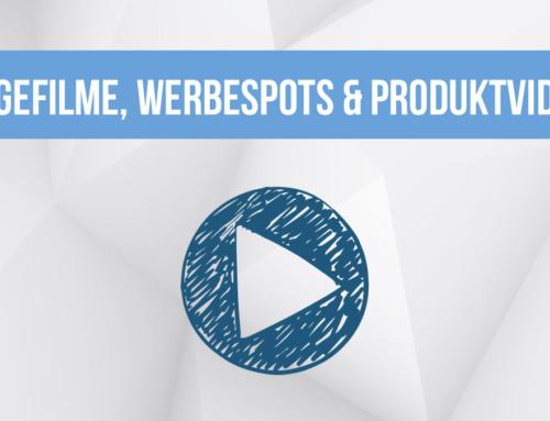Imagefilme, Werbespots & Produktvideo