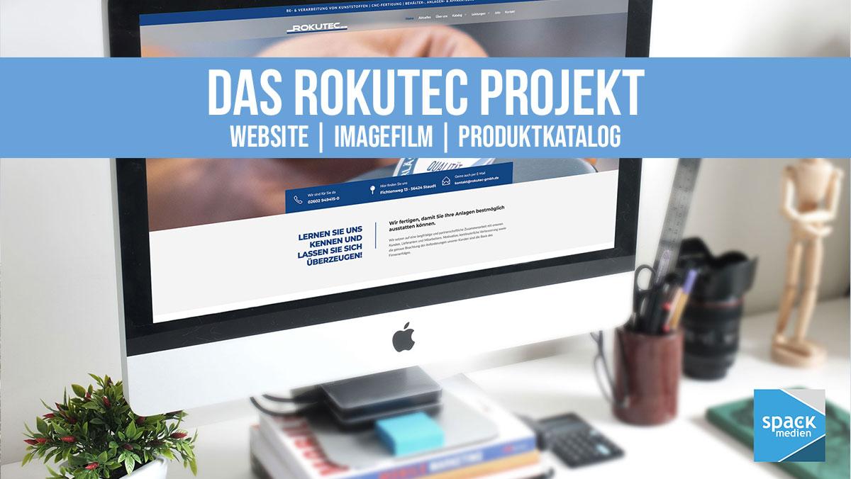 Das Rokutec Projekt by Spack! Medien