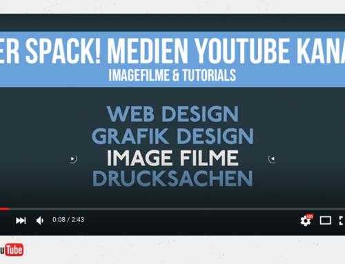 Der Spack! Medien Youtube Kanal